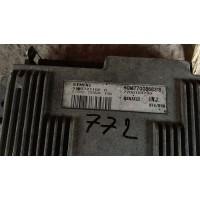 Renault Safrane 2.0 Motor Beyni HOM7700868318 / 7700103799 / Siemens S113721102D / S113721102 D