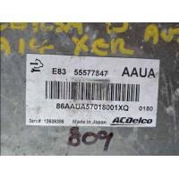 Opel Corsa 1.4 Motor Beyni 55577847 / ACDelco AAUA / E83