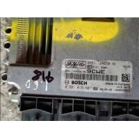 Ford C-Max 1.6 Motor Beyni TDCI Dizel 9M5112A650AE / 9M51 12A650 AE / Bosch 0281015607 / 0 281 015 607