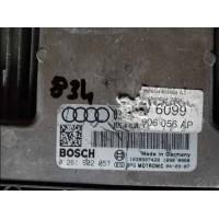 Audi A3 1.6 Motor Beyni 03C906056AP / 03C 906 056 AP / Bosch 0261S02057 / 0 261 S02 057