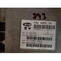 Peugeot Motor Beyni HW 16.552.004 / HW 9643707380 / SW 16.596.004 / SW 9644041780 Magnetti Marelli IAW 48P2.7A