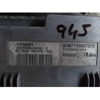 Renault Clio 1.6 Motor Beyni 7700867270 / HOM7700867270 / 8200020958 / Siemens S115303202C / S115303202 C