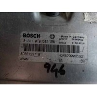 Renault Kangoo 1.9 Motor Beyni 8200085921 / HOM8200085921 / 8200199718 / Bosch 0281010502 / 0 281 010 502