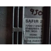 Renault Clio 1.2 Motor Beyni 7700112929 / HOM7700866294 / HOM 7700866294 / Sagem 216526049 / 21652604 9